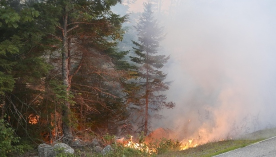 seven-mile-lake-fire